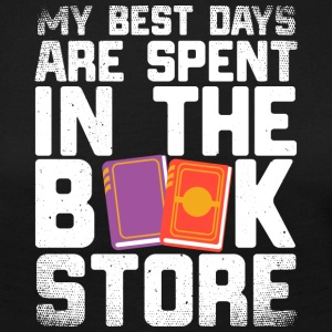 16 best days book store - Women's Premium Longsleeve Shirt