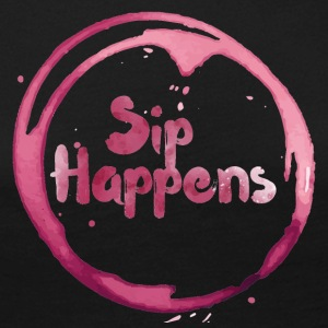 For wine lovers: Sip Happens - Women's Premium Longsleeve Shirt
