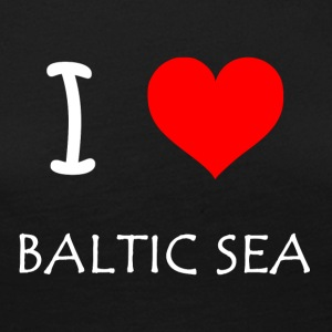 I Love Baltic Sea - Women's Premium Longsleeve Shirt