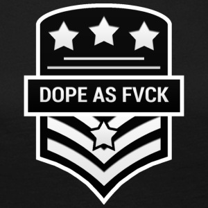 Dope As Fvck - Women's Premium Longsleeve Shirt