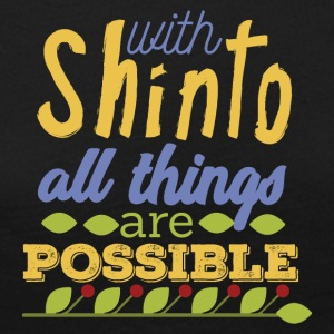 With Shinto All Things are Possible - Women's Premium Longsleeve Shirt