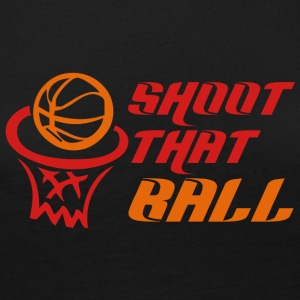 Coach / Trainer: Shoot That Ball - Frauen Premium Langarmshirt