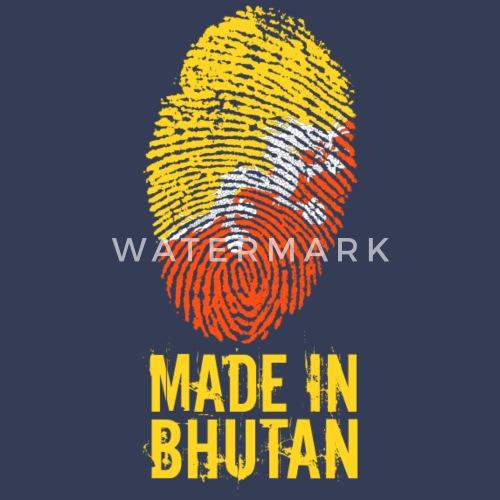 Made In Bhutan འབགཡལ Druk Yul Frauen Premium