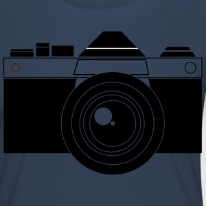 Camera Vector - Women's Premium Longsleeve Shirt