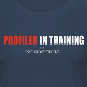 Profiler in Training - Frauen Premium Langarmshirt