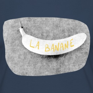 The banana - Women's Premium Longsleeve Shirt