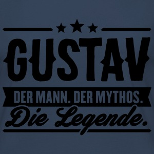 Man Myth Legend Gustav
