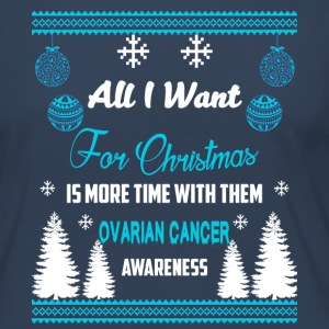 Ovarian Cancer Awareness! All I Want For Christmas