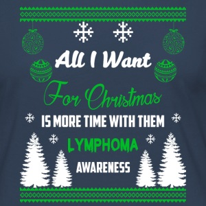 Lymphoma Awareness! All I Want For Christmas!