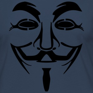 Vendetta mask - Guy Fawkes (Anonymous)