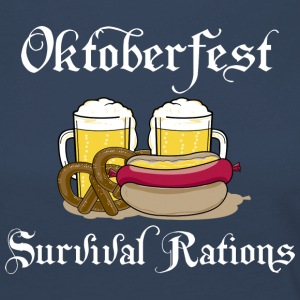 Oktoberfest Survival Rations - Women's Premium Longsleeve Shirt