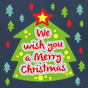 We wish you a Merry Christmas by JellyBone | Spreadshirt