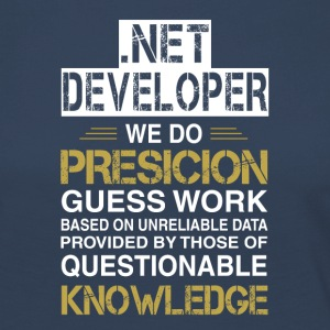NET DEVELOPER Precision - Women's Premium Longsleeve Shirt
