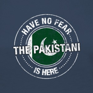 Have No Fear The Pakistani Is Here Shirt - Women's Premium Longsleeve Shirt