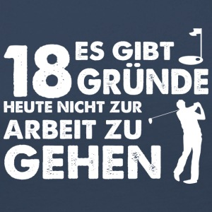 Golf for Life - Frauen Premium Langarmshirt