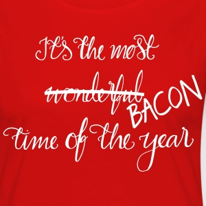 ItsTheMostBacon - T-shirt manches longues Premium Femme