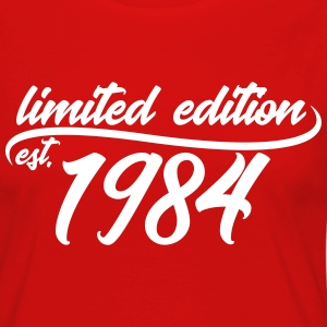 Limited Edition est 1984 - Women's Premium Longsleeve Shirt