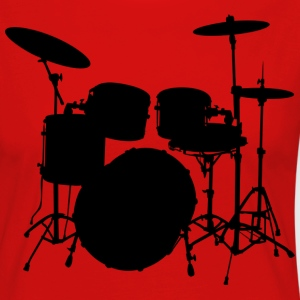 Drums - Women's Premium Longsleeve Shirt