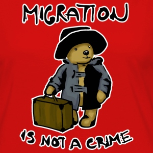 Migration Is Not A Crime