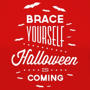 Helloween is coming ... - Women's Premium Longsleeve Shirt