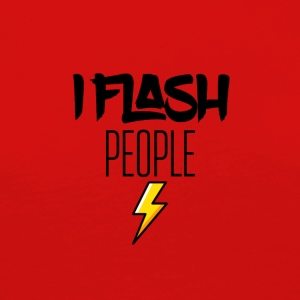 I randomly flash people - Women's Premium Longsleeve Shirt