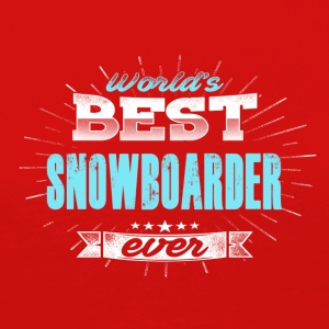 World's best snowboarder - Women's Premium Longsleeve Shirt