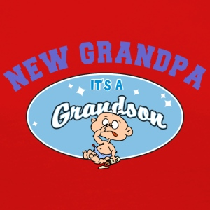 New Grandpa Personalize with Date or Name - Women's Premium Longsleeve Shirt