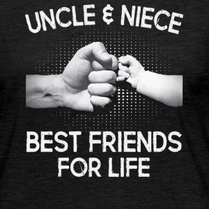 Uncle and Niece Best friends for life shirt