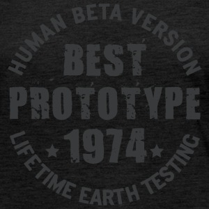 1974 - The year of birth of legendary prototypes