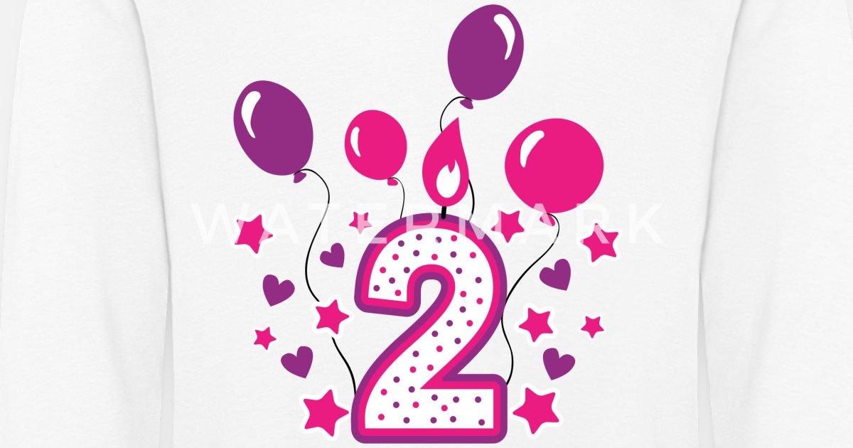 zweiter Geburtstag 2.Geburtstag zwei Jahre Mädchen von Melia321 ...