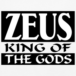 Zeus _-_ King_Of_The_Gods - Kids' Premium Longsleeve Shirt