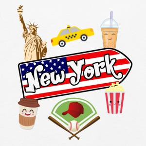 I love New York - T-shirt manches longues Premium Enfant