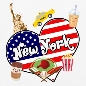 I love New York 2 - T-shirt manches longues Premium Enfant
