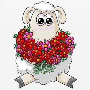 Bouquet of comic sheep - Kids' Premium Longsleeve Shirt