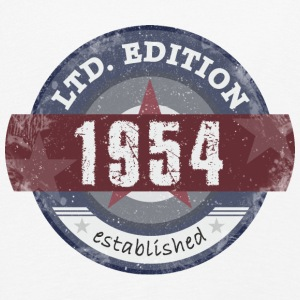 LtdEdition 1954 - Camiseta de manga larga premium niño