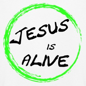 Jesus is alive - Kids' Premium Longsleeve Shirt