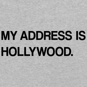 hollywood design - Kinder Premium Langarmshirt