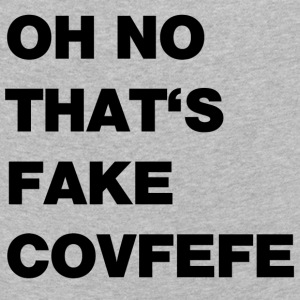 Fake covfefe - Kids' Premium Longsleeve Shirt