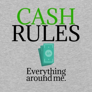 Cash rules - Kids' Premium Longsleeve Shirt