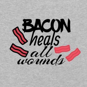 Bacon heals everything - Kids' Premium Longsleeve Shirt
