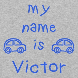MY NAME IS VICTOR - Premium langermet T-skjorte for barn
