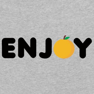 Fruit / Fruit: Enjoy Orange - Kids' Premium Longsleeve Shirt