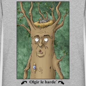 Tree portrait - Kids' Premium Longsleeve Shirt