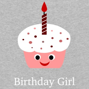 Birthday Girl - Långärmad premium-T-shirt barn