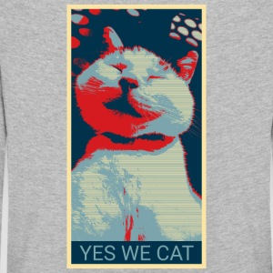 YES WE CAT - Kids' Premium Longsleeve Shirt