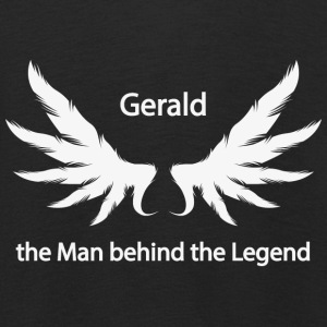 Gerald the Man behind the Legend - Kinder Premium Langarmshirt