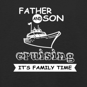 Father And Son - Cruising - Kids' Premium Longsleeve Shirt