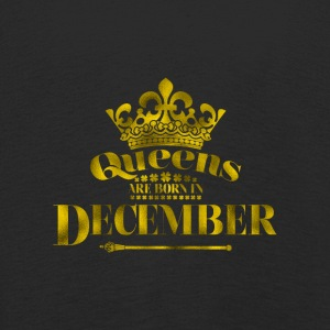 QEENS are born in DECEMBER - Kinder Premium Langarmshirt