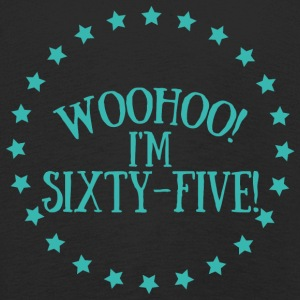 65th Birthday: Woohoo! I'm Sixty-Five! - Kids' Premium Longsleeve Shirt