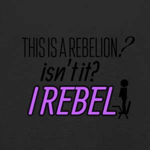This is a rebelion? I rebel - Kids' Premium Longsleeve Shirt